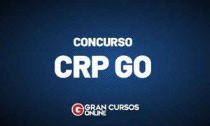 Concurso CRP GO: comissão formada! Saiba cargos e vagas!