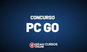 Concurso PC GO em breve! 418 vagas solicitadas! VEJA