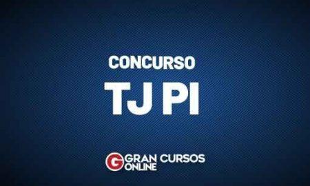 Concurso TJ PI