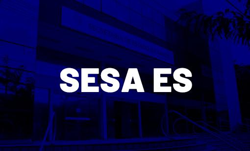 Processo seletivo SESA ES