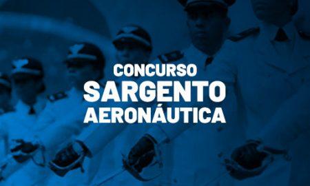 Concurso Sargento Aeronáutica