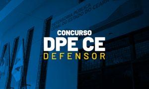 Concurso DPE CE: Regulamento foi PUBLICADO! Confira!