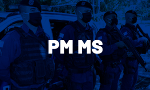 Concurso PM MS: o resultado foi homologado; veja detalhes!