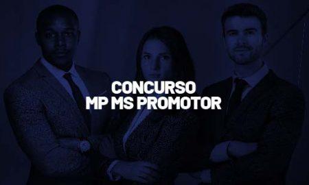 Concursos MP MS Promotor