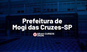 Concurso Mogi das Cruzes SP: Provas remarcadas. VEJA!