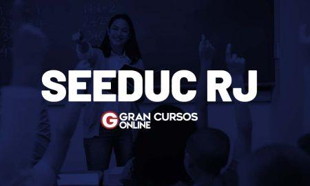 Concurso Seeduc RJ