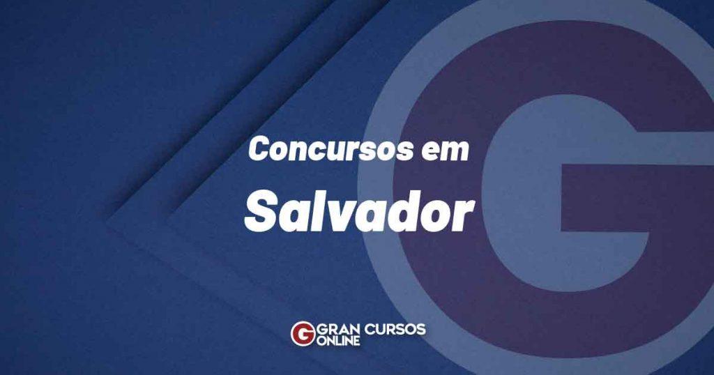 Concursos Salvador