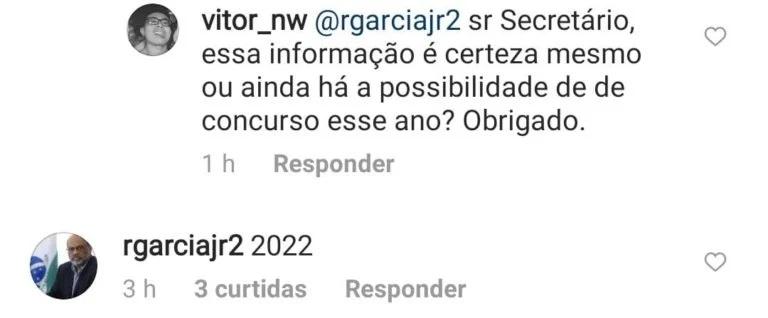 Concurso Sefaz PR previsto para 2022