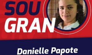 Cheguei lá Danielle Papote