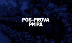 Recursos PM PA Soldado: confira AQUI! Prazo termina em 9/06