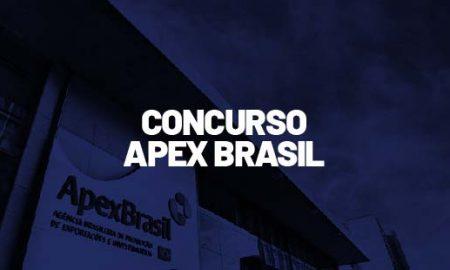 Concurso APEX Brasil