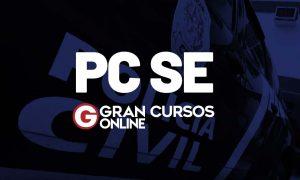 Concurso PC SE: extrato de contrato com a banca publicado! VEJA AQUI!