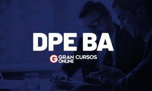 Concurso DPE BA Defensor: certame em andamento! Até R$ 22 mil