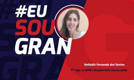 Nathalia Fernanda dos Santos - #gran aprovada