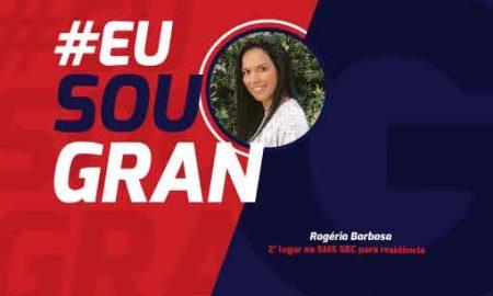 Rogéria Barbosa #EusouGran