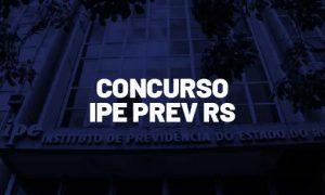 Concurso IPE Prev RS: Comissão FORMADA. Confira!