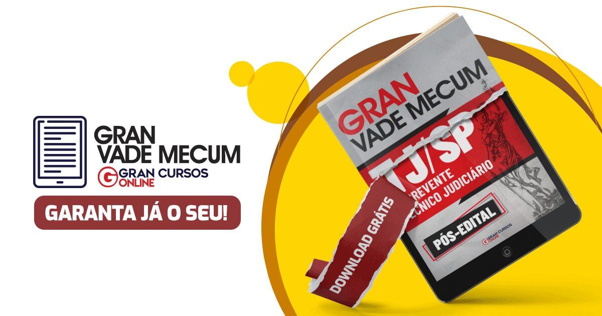 concurso-tj-sp-gran-vade-mecum-escrevente-pos-edital