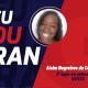 Aisha Negreiros da Costa Pedro 3° lugar para enfermagem ESFCEX #EusouGran
