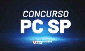 Concurso PC SP: Materiais Gratuitos! Confira!
