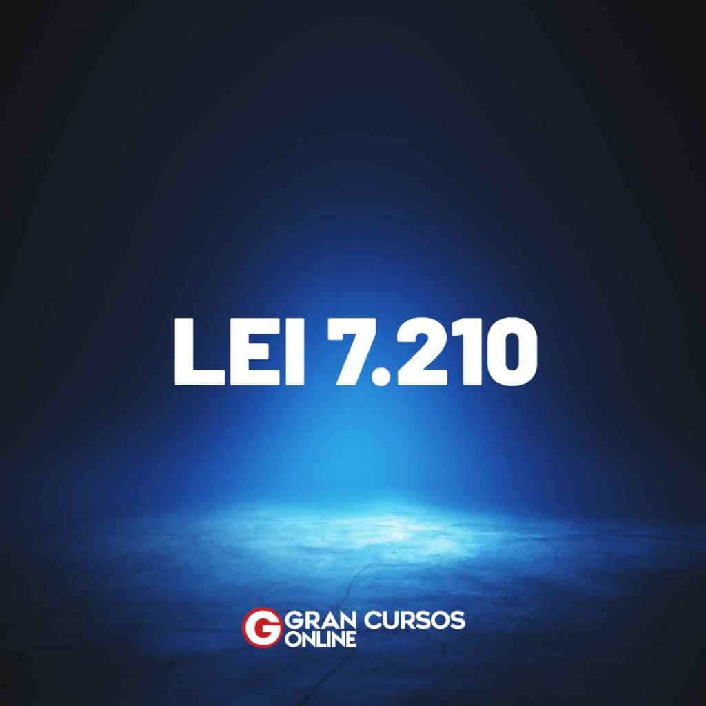 Lei 7.210