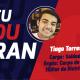 Tiago Torres conquistou a aprovação no concurso do CBMDF