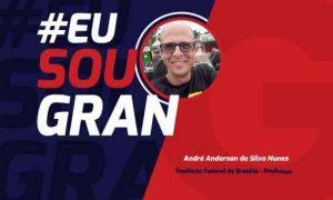 Concurso IFB: aprovado André Nunes
