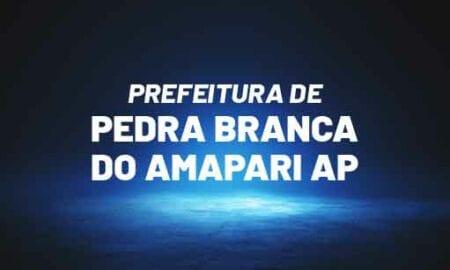 Concurso Pedra Branca do Amapari AP