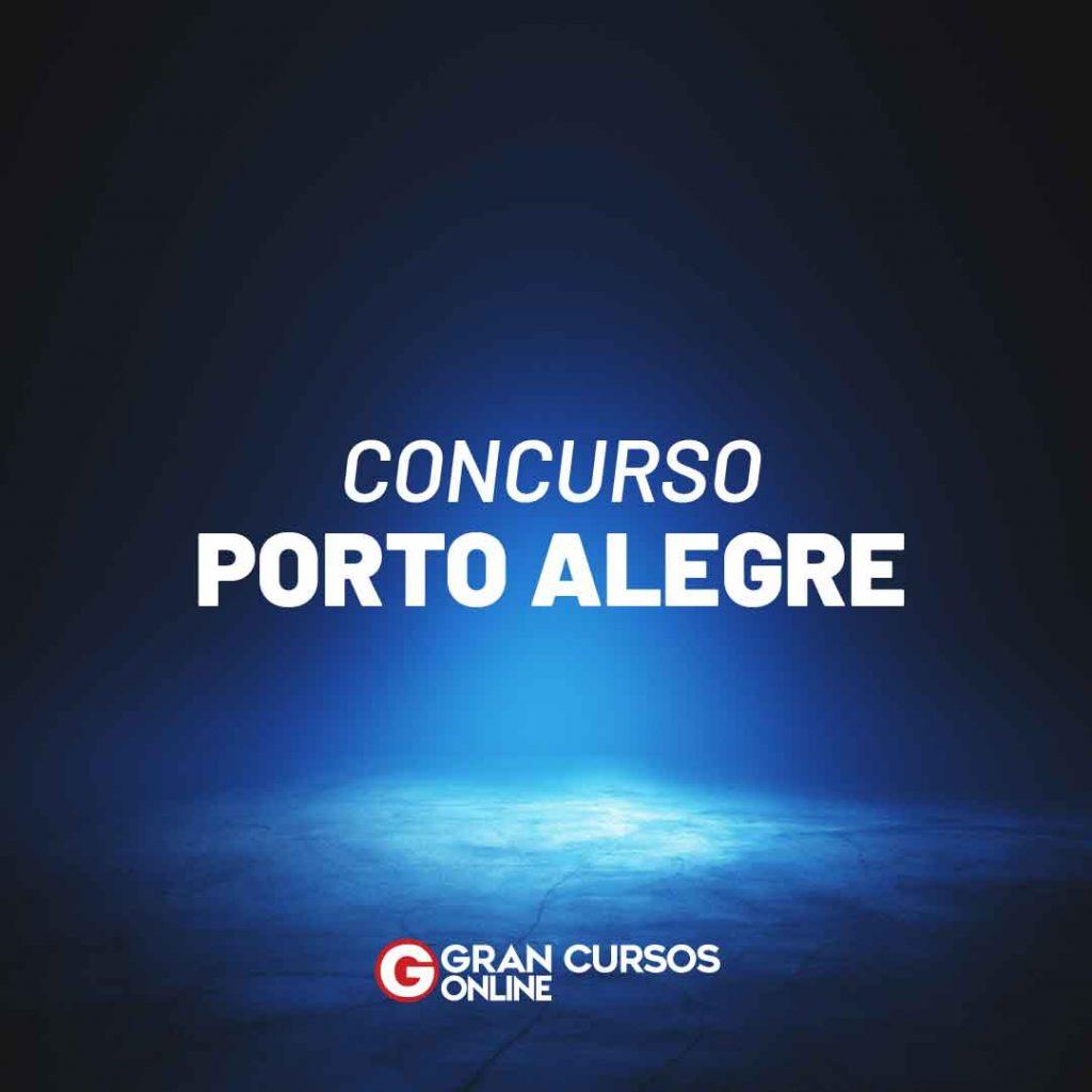 Concurso Porto Alegre