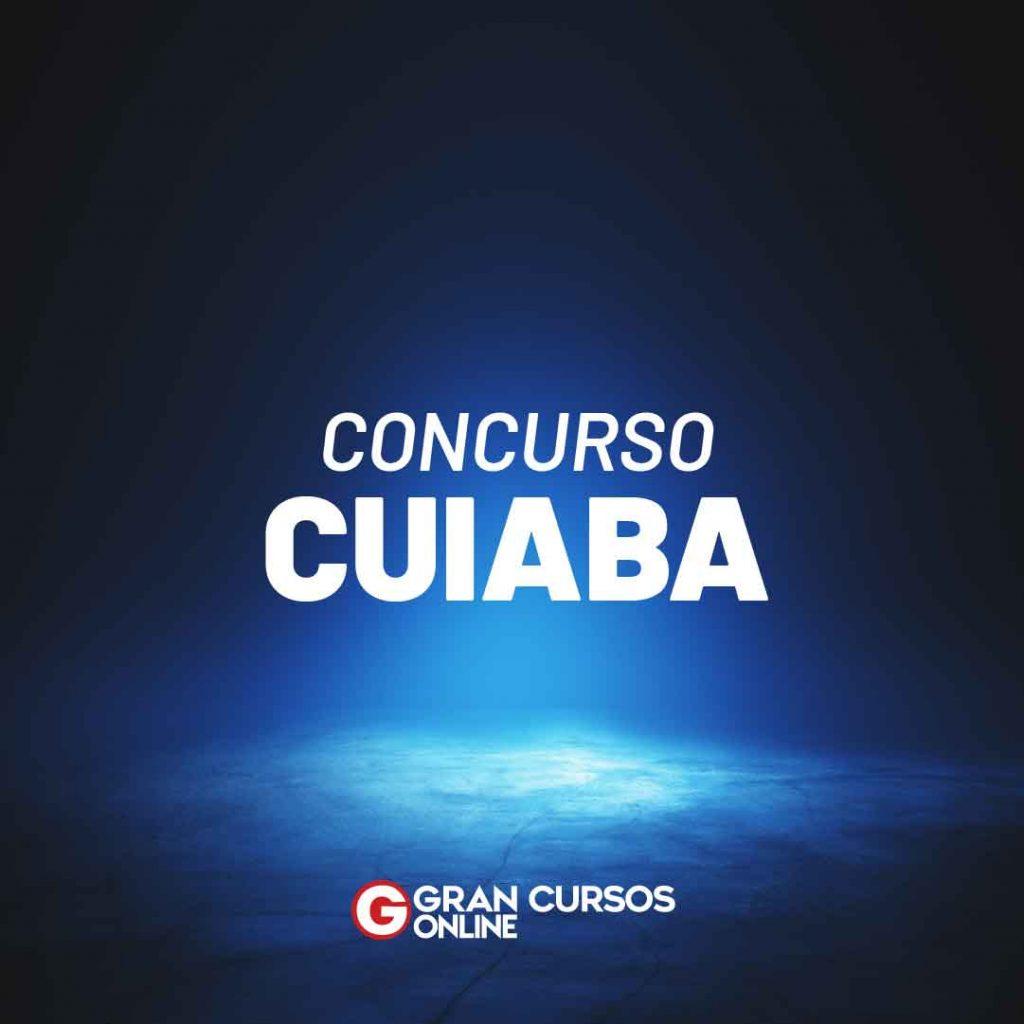Concurso Cuiabá