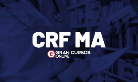 Concurso CRF MA