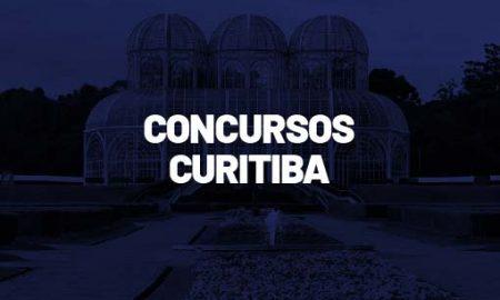 Concursos Curitiba PR