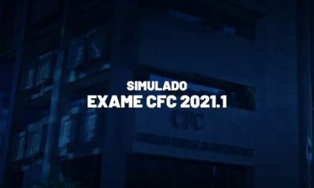 Exame CFC 2021.1 / Exame CFC 2021 / Exame CFC / Prova CFC / Simulado Exame CFC / Simulado CFC