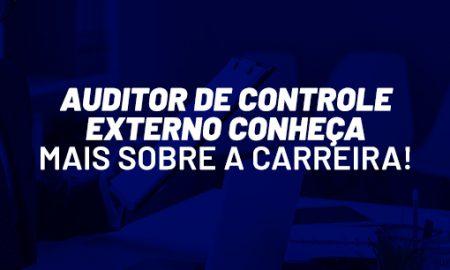 Auditor de Controle Externo: conheça mais sobre a carreira!