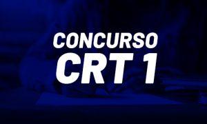 Concurso CRT 1: Locais de prova DISPONÍVEIS; 395 vagas!