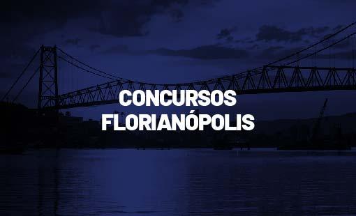 Concursos Florianópolis SC