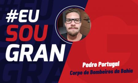 cheguei lá Pedro-Portugal aprovado concurso CBM BA