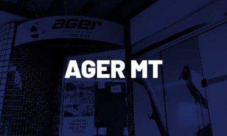 Concurso AGER MT