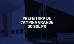 Concurso GCM Campina Grande do Sul PR: provas marcadas. VEJA!