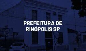 Concurso Rinópolis SP: provas marcadas. SAIBA MAIS!