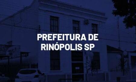 Concurso Rinópolis SP