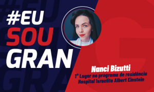 Conheça Nanci Bizutti: aprovada em 6 residências!