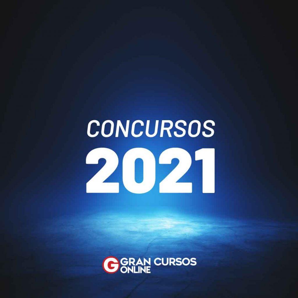 Concursos 2021: comece a se preparar!