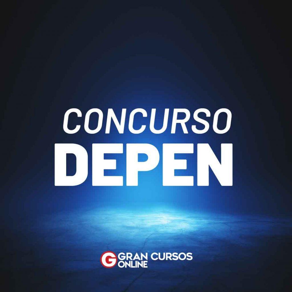 Concurso DEPEN: Confira as notícias!
