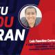 Conheça Luiz Faustino, aprovado em 3º lugar na ALESE!