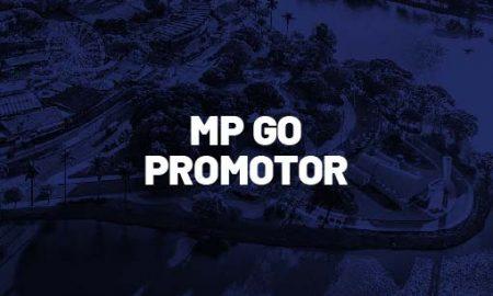 Concurso MP GO Promotor