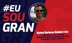 Conheça Rafael Cruz, aprovado no concurso TJSP!
