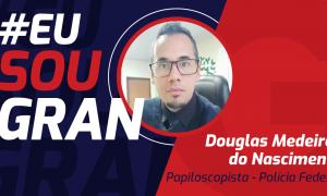 Concurso PF: Conheça o mais novo aprovado, Douglas Medeiros!