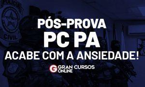 Prova PC PA Delegado: confira o gabarito extraoficial!
