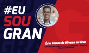 Conheça a história de Éder Gomes, aprovado no concurso do Ministério da Economia