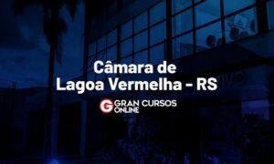 Concurso Lagoa Vermelha RS: provas remarcadas. VEJA!